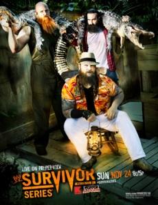 Suvivor Series 2013